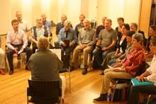 Repetitie in het Gamelanhuis